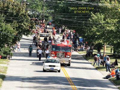 Happy 200th Birthday, Elyria Parade