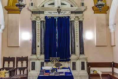 Synagogues of Europe