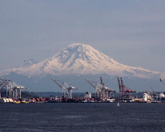Eurodam Cruise to Alaska May 2019