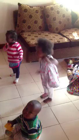 Kenyan Babies are Wild about VBS