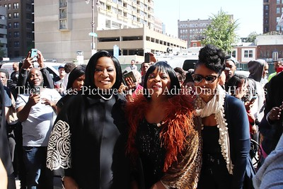 October 4, 2017 - Philadelphia, Pennsylvania, U.S - Philadelphia Walk of Fame Honoring Jill Scott, Sister Sledge, Labelle  (Patti LaBelle, Sarah Dash, Nona Hendryx), McFadden & Whitehead, Sister Rosetta Tharpe, The Soul Survivors, Chris Schwartz & Joe Nic