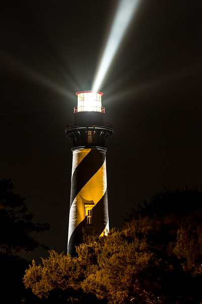 """St. Augustine Lighthouse """"Shining the Way"""""""