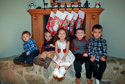 Baker kids Dec 2017