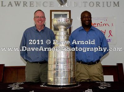 10/12/2011 - Nobles and the Stanley Cup