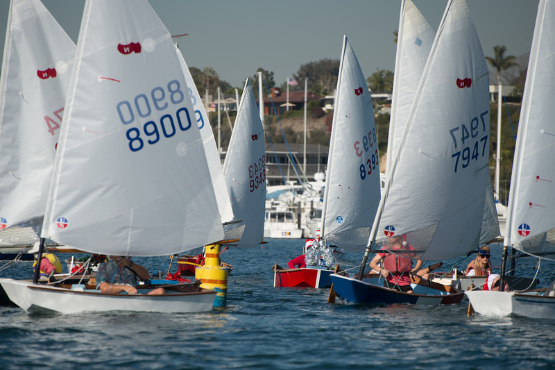 Tom Walker Boating Lifestyle and Yachting Photography - Balboa Yacht Club Pertsmouth Folly Regatta