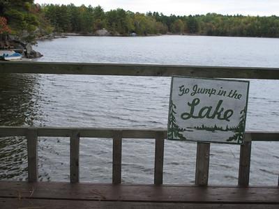 Pine Lake 2011