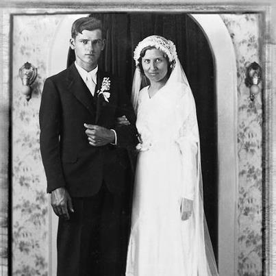 Thaddeus Joseph and Barbara Marguerite Kolbasinski Kmiec