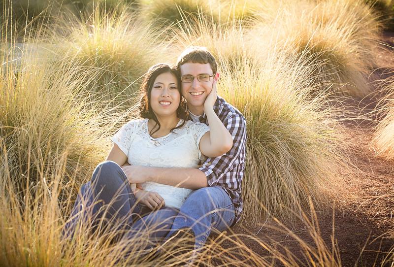 Brett and Stephanie - October 2016