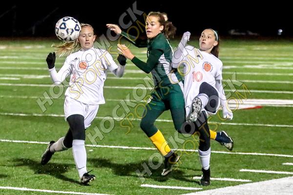 King Philip-Newton South Girls Soccer - 11-11-17