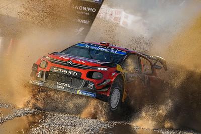 WRC Rally Sardinia 2019