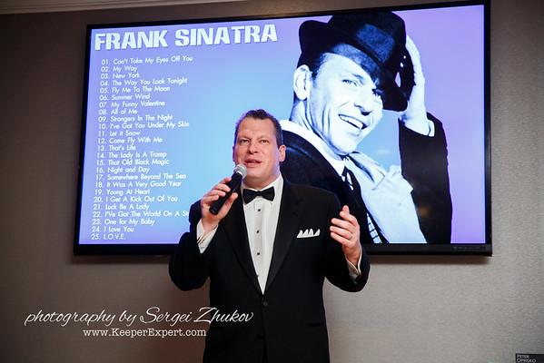 Peter Oprisko - Sinatra Birthday
