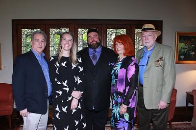 Blinn House Foundation Honors Locals