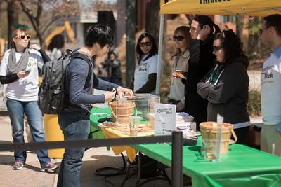 Philanthropy Week Participation Day 2014