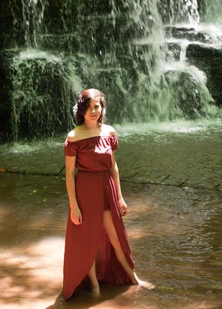 Emma Senior Pics '18