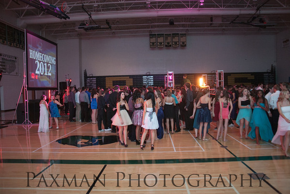 Basha High School Homecoming