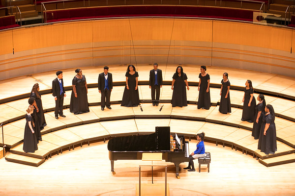 5. William B. Murrah High School Madrigals