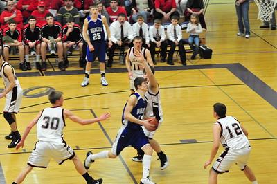 Basketball--2010 Regional Finals