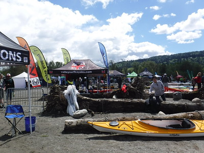 Northwest Paddle Festival 2017-Safety Boaters
