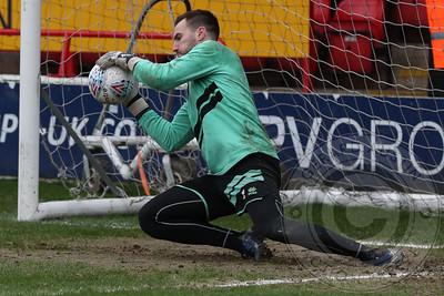 22nd February 2020 Walsall Away Season 2019-20