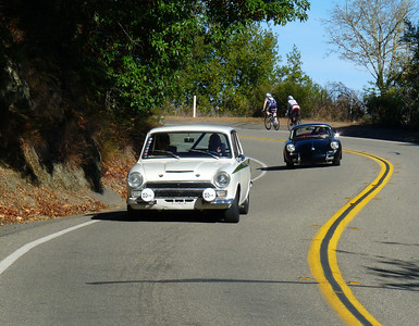 Pedal Pushers 2010 Pullover Rally