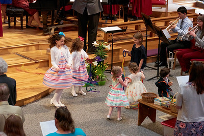 Mountain View UMC 04-01-2018 Easter Sunday 10:30 Service