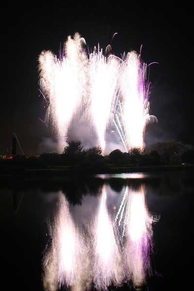 Anytime Fireworks at the British Musical Fireworks Championships, Southport, 2007