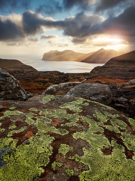 Sornfelli Faroe Islands Landscape Photography Sunset copy.jpg