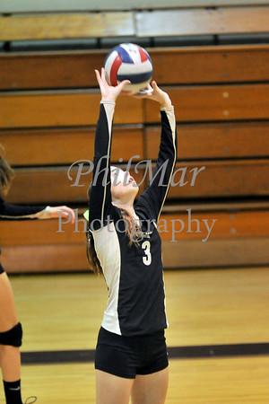 JV - Brandywine vs Berks Catholic Girls Volleyball