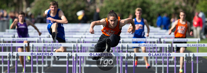 5-19-15 Minneapolis City Conference Track & Field Prelims Meet