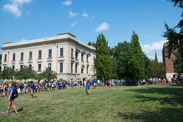 Games on the Quad 2013