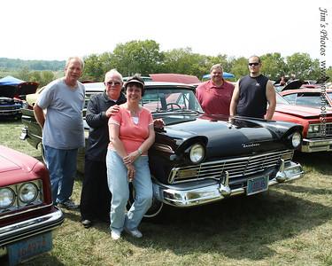 Car Show - 1957 Ford Farlane 500