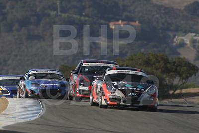 Continental Tire Sports Challenge Mazda Raceway Laguna Seca