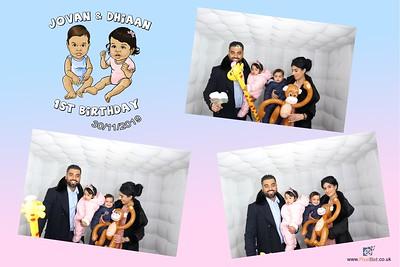 Dhiaan & Jovan's [30-11-19]