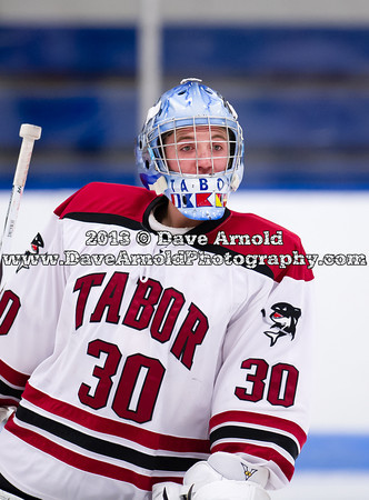 12/11/2013 - Boys Varsity Hockey - Tabor vs Nobles