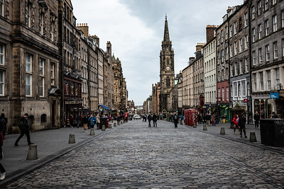 Edinburgh & Skye