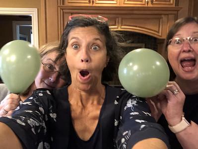 rachel's shower & mother's day 2021