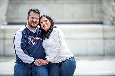 Ana & Steve  |  Engagement Pictures
