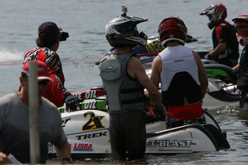From left to right, Don Morningstar 2x w/the GoPro HD on helmet, then Andrew Morningstar 7, Ryan Morningstar  131 and Geno Curran 113. Later in the season I ran the #1 earned from the previous season, Andrew became 2X and Ryan remained #7