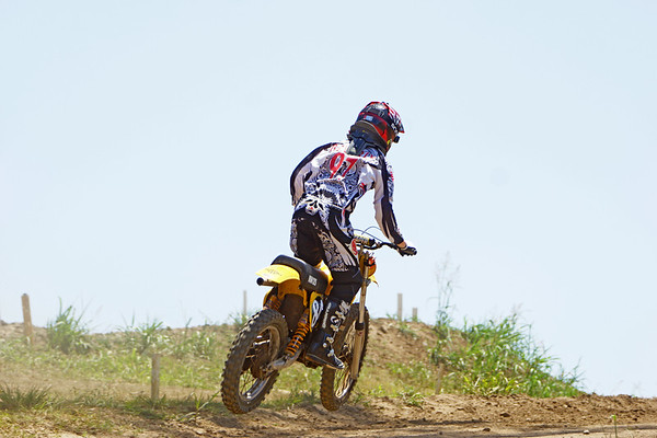 Race 4 - Pre 78 125