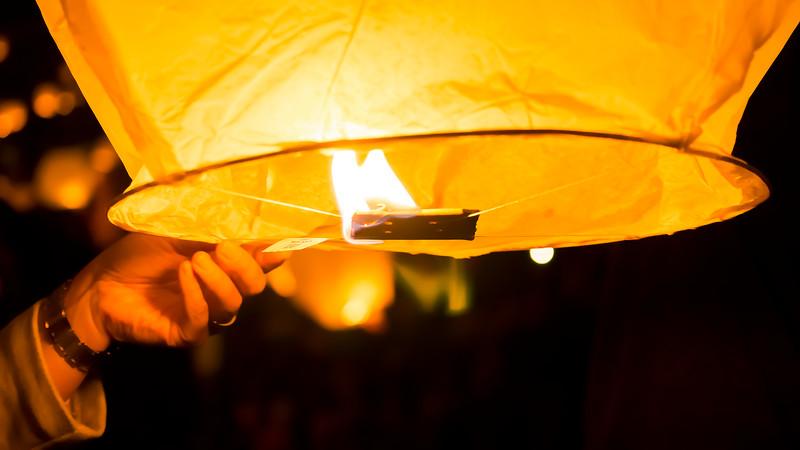 Lantern Ligting