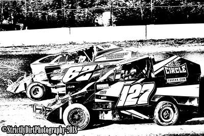 Hamlin Speedway 08.04.18 Chloe
