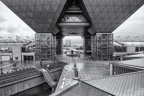 """Big Sight"" Tokyo International Exhibition Center"