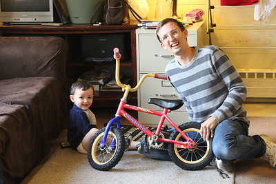 Toddler Balance Bike