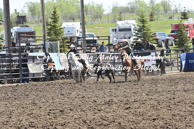 TEAM ROPING 2ND GO 5-19-2018