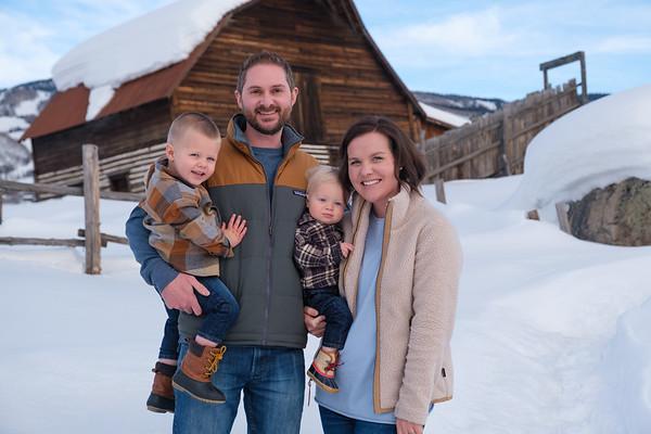 Omdal Family 2020