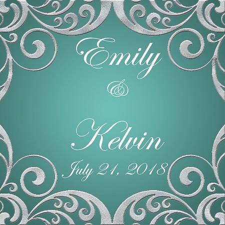 Emily & Kelvin