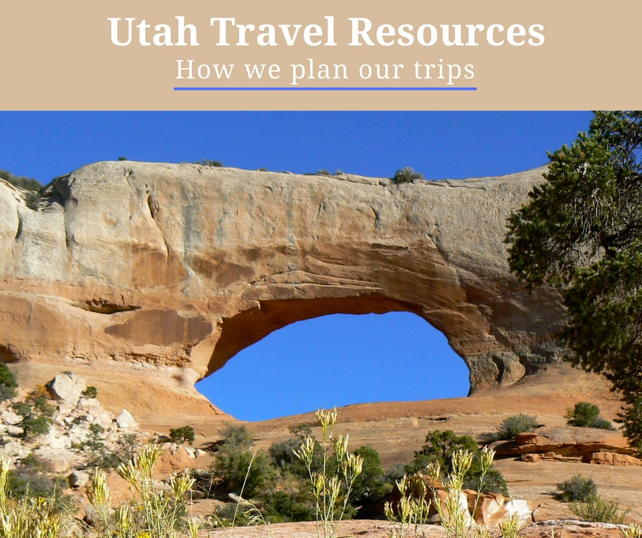 Planning a trip to Utah? Our Utah Travel Resources page can help.