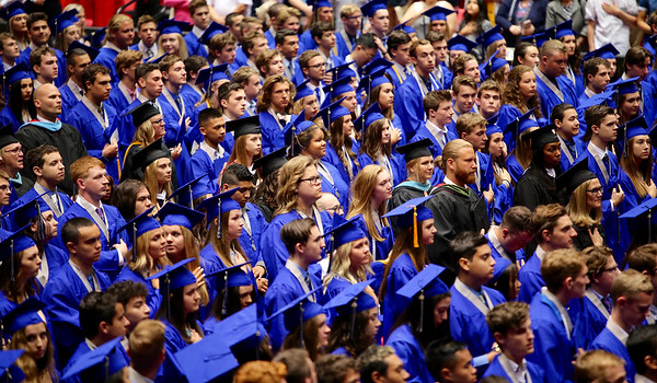 St. Charles North High School Graduation