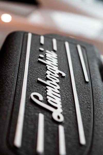 Lamborghini Museum Modena 2019