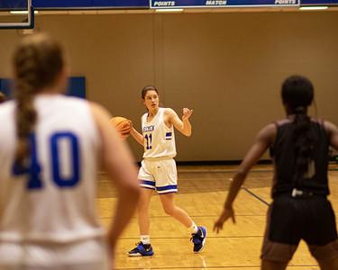 2021 Varisty Girls Basketball  vs. Heard Co.- Photographer - Devin McGee